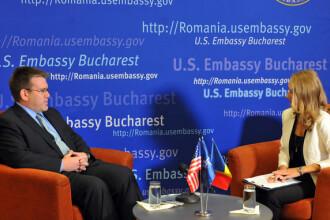 Insarcinatul cu afaceri al Ambasadei SUA, despre ordonanta traseismului: