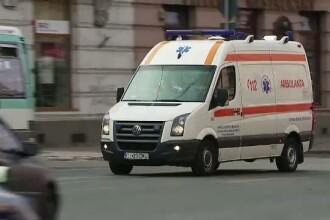 Un muncitor a ajuns in coma la spital dupa ce a cazut de pe o hala din Dej