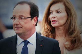 Imaginea lui Francois Hollande, amenintata de dezvaluirile fostei iubite. Memoriile scrise de Valerie Trieweiler, lansate joi