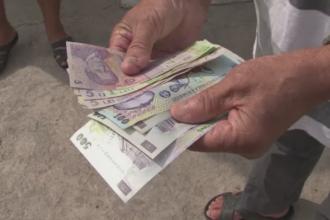 Bani pierduti in cartierul Gheorgheni, gasiti de un politist clujean
