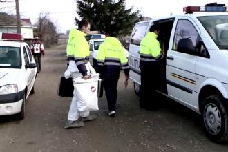 Dublu asasinat in cartierul rezidential Bucium din Iasi. Mobilul crimei s-ar lega de gospodaria de 3 hectare a victimelor