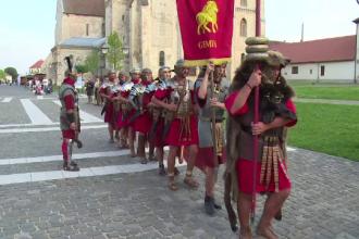 Proiectul de 16 milioane de lei care a transformat castrul roman Principia din Alba Iulia intr-o lectie de istorie pe viu