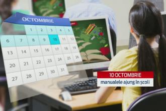 Situatie fara precedent in invatamantul din Romania. Elevii din clasele I si a II-a vor incepe scoala fara manuale pe banci