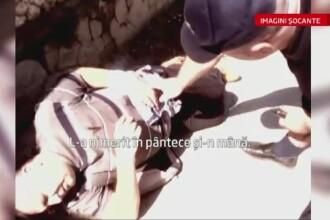 Scene socante in Chisinau, unde un barbat a aparat cu arma un drum public blocat ilegal. Sapte oameni au fost raniti