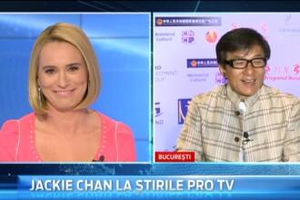 Jackie Chan si un sincer