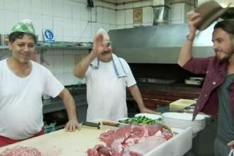 Chef FOA de la Masterchef este intr-o permanenta cautare. Ce loc a gasit in Bucuresti, in care te poti ospata ca la Istanbul