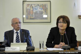 Viorel Vasile Buda si-a dat demisia din functia de vicepresedinte al CNA