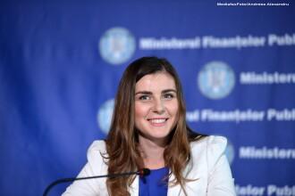Ministrul Finantelor, Ioana Petrescu: Nu e treaba Guvernului sa creeze locuri de munca