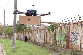 Telefoane mobile introduse ilegal in inchisori cu ajutorul dronelor. Metoda de secol XXI cu care detinutii pacalesc gardienii