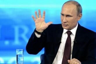 Putin sustine ca Rusia nu se opune apropierii R. Moldova si Ucrainei de UE.