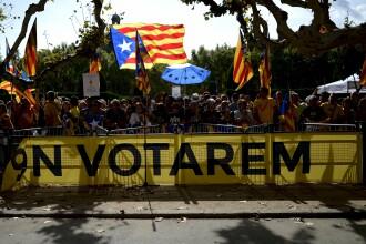 Inspirat de Scotia, Parlamentul Cataloniei autorizeaza organizarea unei