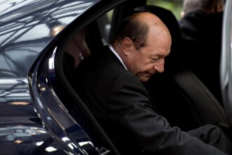 Traian Basescu, citat in procesul barbatului care l-a scuipat. Cand ar putea aparea presedintele in fata instantei