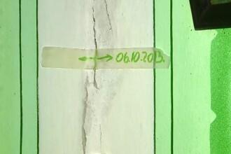 O serie de cutremure, inregistrate in weekend in satul Izvoarele. Oamenii vorbesc depre zgomote stranii care vin din pamant