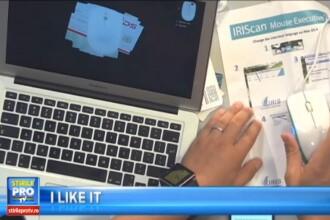 iLikeIT. Un om eficient la munca nu mai inseamna kilograme de hartii la birou. Ce puteti face cu un scanner mobil wireless