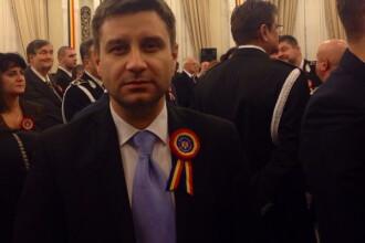 Aurelian Mihai, parlamentarul care face greva foamei, a fost dus la spital
