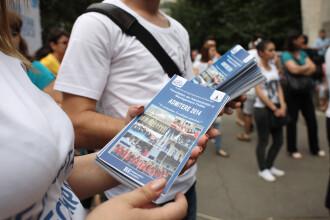 Facultatile din Romania au pierdut 52% din platitorii de taxe. Masura de