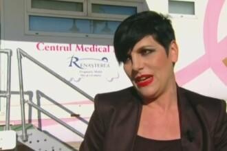 Chef Patrizia s-a alaturat unei campanii pentru depistarea precoce a cancerului mamar. Mesajul pentru femeile din Romania