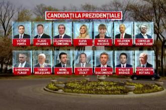 ALEGERI PREZIDENTIALE 2014. Portretele celor 14 candidati la Palatul Cotroceni. Ioan Ghise nu a reusit sa stranga semnaturile