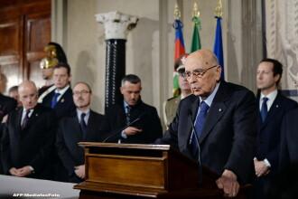 Presedintele Italiei va fi audiat in calitate de martor intr-un proces despre mafia. Audierea va fi cu usile inchise