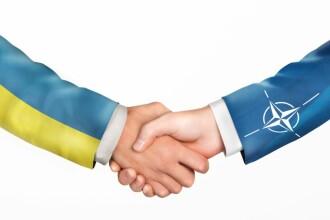 Pas important facut de Ucraina spre aderarea la NATO. Parlamentul Ucrainei a aprobat anularea statutului de stat nealiniat