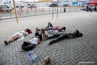 Violente in Hong-Kong. Cel putin 61 de demonstranti au fost arestati, dupa ce au ocupat sediul guvernului