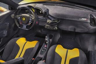 Cum arata 458 Speciale Aperta, cel mai aerodinamic model Ferrari. Noul cabrio va fi lansat la Salonul Auto de la Paris