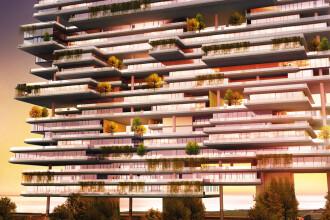 Cel mai scump apartament din Dubai costa 44 de milioane de euro si va fi gata peste 2 ani. Cum arata in interior