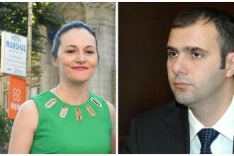 Fostii sefi ai ANAF si DIICOT, retinuti de DNA. Serban Pop si Alina Bica, acuzati ca au primit mita 200.000 de euro