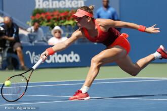 Simona Halep, calificata in 47 de minute in turul secund la US Open. Pe cine intalneste in faza a doua a competitiei