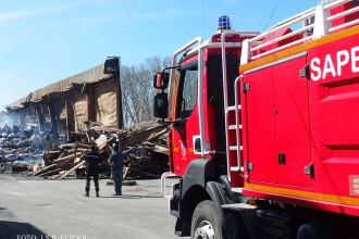 Incendiu cu 8 morti, dintre care 2 copii, in capitala Frantei. Autoritatile franceze au retinut un suspect