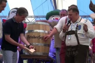 OKTOBERFEST 2015. 300.000 de oameni sunt asteptati la cel mai mare festival al berii in Romania