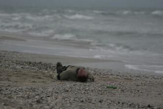 Un barbat de 58 de ani, din Tulcea, a fost gasit mort pe plaja Corbu. Ce suspecteaza politistii