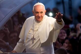 Mesajul Papei Francisc pentru romani, dupa tragedia din Colectiv.