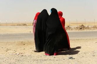 O femeie irakiana ar fi ucis un comandant al Statului Islamic, dupa ce a fost obligata sa devina sclava luptatorilor