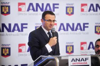 Seful Directiei Antifrauda din ANAF, sub control judiciar. Presedintele institutiei solicita premierului suspendarea acestuia