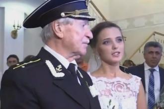 Un faimos actor din Rusia, in varsta de 84 de ani, s-a casatorit cu iubita lui mai tanara cu 60 de ani. Ce planuri au cei doi