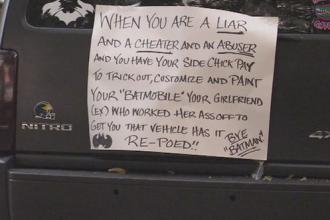 Razbunarea unei tinere din SUA dupa ce a aflat ca iubitul o insala: