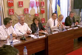 Social-democratii au cerut organizarea rapida a unui congres extraordinar.