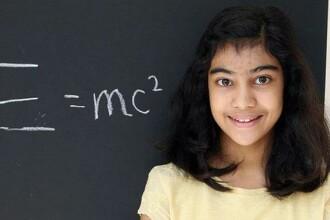 O fetita de 12 ani a obtinut punctajul maxim la un test IQ, depasindu-i pe Stephen Hawking si Albert Einstein