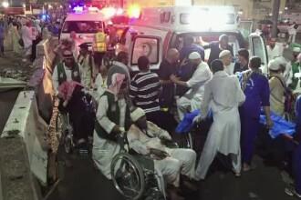 Ce a provocat tragedia de la Moscheea Sfanta de la Mecca. 107 persoane au murit, iar alte 238 au fost ranite