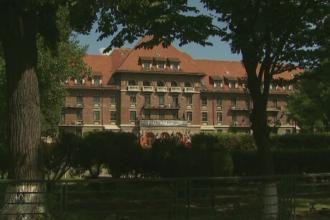 Hotelul Triumf, in prezent monument istoric, scos la licitatie pentru 20 de mil de euro. Statul nu a primit nicio oferta