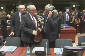 Liderii UE nu au ajuns la un consens privind repartizarea migrantilor. Presedintele CE anunta joi un eventual summit