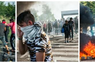 Reuters: Ungaria a anuntat arestarea a 29 de migranti, printre care un