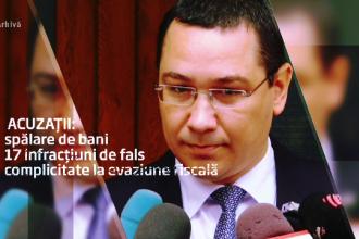 Premiera marcata de Ponta in istoria Romaniei. Reactia pe Facebook dupa ce a fost trimis in judecata si ce-i cere Iohannis
