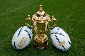 Cupa Mondiala de Rugby: Prezentarea evenimentului - Romania a participat la toate editiile turneului final