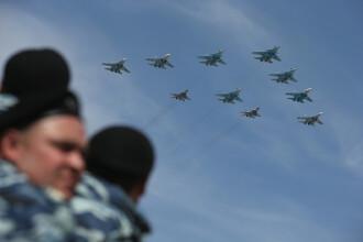 Oficiali americani anunta ca rusii au trimis in Siria patru avioane de lupta. SUA se tem de
