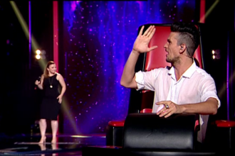 VOCEA ROMANIEI, sezonul 5. Concurentii care au reusit sa-i surprinda pe cei patru antrenori. Audientele inregistrate de show