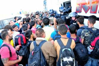 Presa: Politia germana investigheaza un refugiat suspectat de colaborare cu jihadistii. Reactia autoritatilor