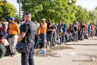 Die Welt: Politia germana stia din primavara ca vor veni un milion de refugiati. De ce avertizarea nu a fost luata in serios