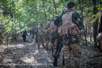 Ucraina a infiintat o brigada pentru a se apara de